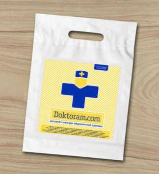 пакети банан з логотипом