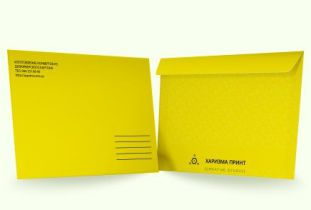 виготовлення конвертів