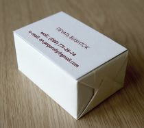 киев визитки