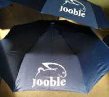 парасолька з логотипом